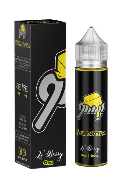 Coil Butter Le Berry 60ml