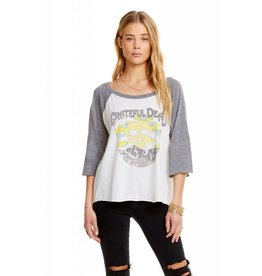 Grateful Dead Baseball Raglan