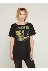 Elvis Microphone Tee