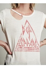 Def Leppard Thrashed Muscle Tee