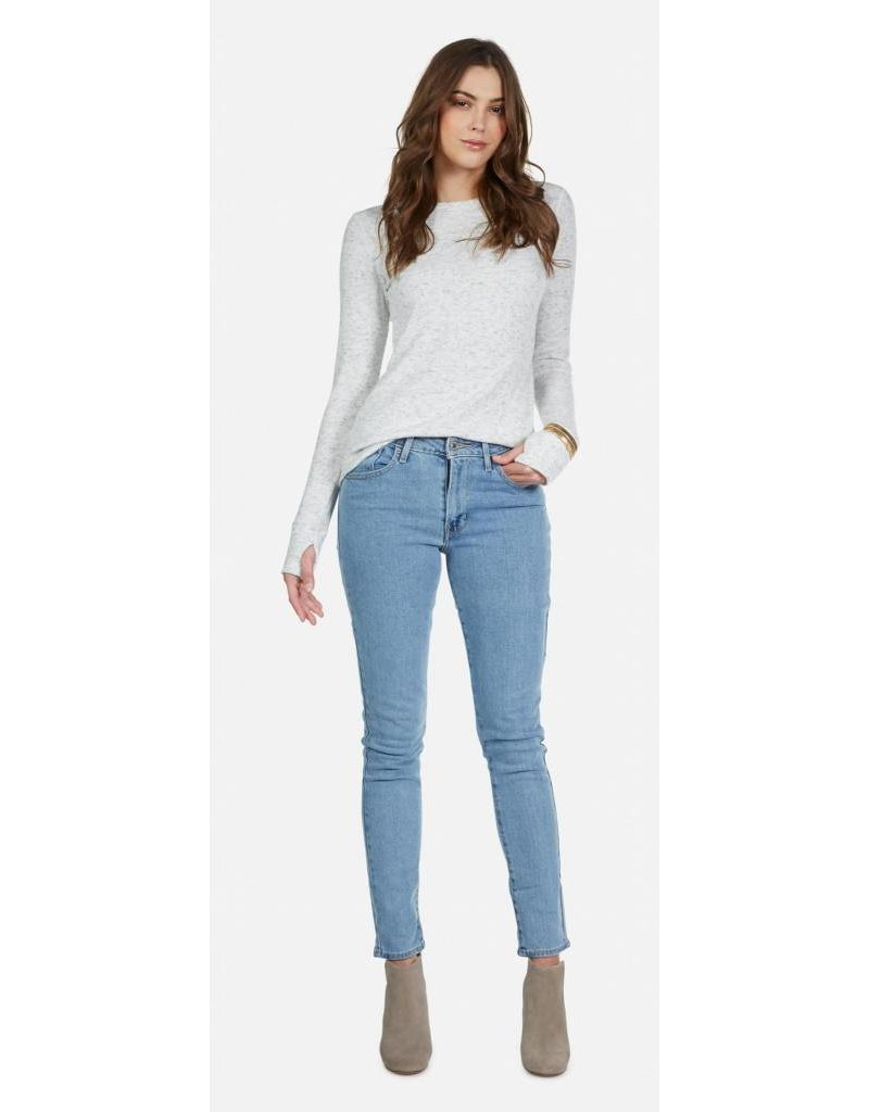 Alick L/S Top with Thumbhole