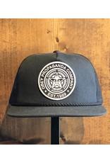Giant Trucker Hat - Black (OS)