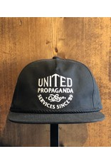 United Snapback - Black (OS)