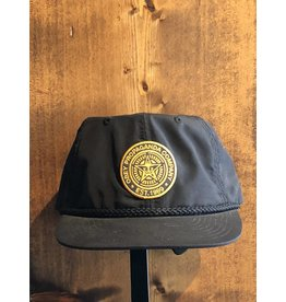 Commission Hat - Black (OS)