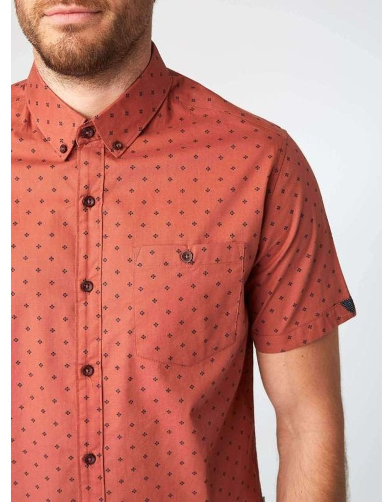 Tempted S/S Button Up