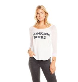 Drinking Shirt Baseball Tee