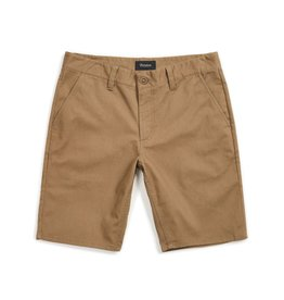 Toil II Hemmed Short