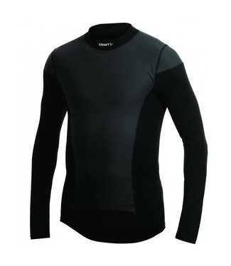 Craft ACTIVE WS CREWNECK - BLACK