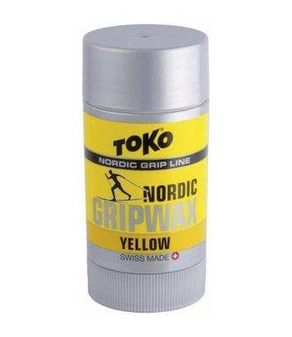 Toko NORDIC GRIP WAX YELLOW (2017) |25g|