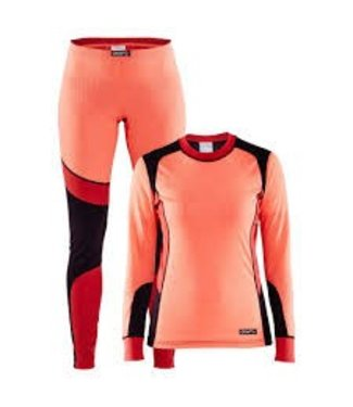 Craft Baselayer Set - Panic/Rich -W