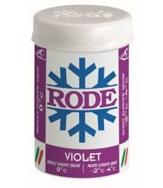 Rode VIOLET Kick/Grip wax  -2C°/-4C° |50g|
