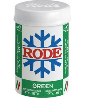 Rode Green Kick/Grip Wax -7C/-15C |50G|