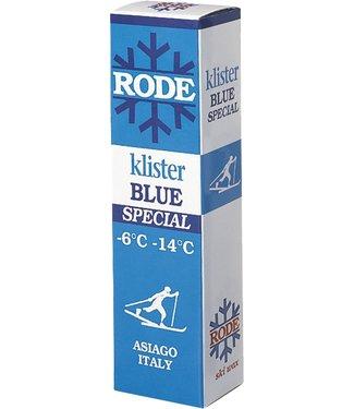 Rode Klister Blue Special -6C°/ -14C° |60g|