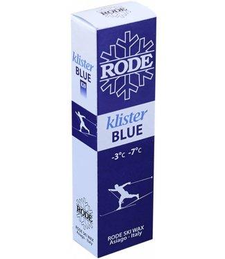 Rode Klister Blue  -3C°/-7C° |60g|