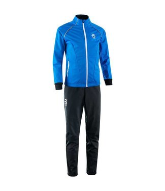 Bjorn Daehlie Suit Ridge - Electric Blue Lemonade - JR