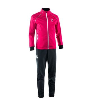 Bjorn Daehlie Suit Ridge - Bright Rose - JR