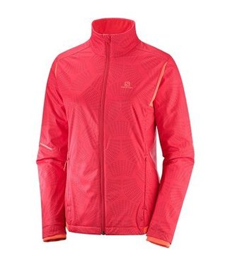 Salomon AGILE WARM JACKET - W