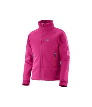 Salomon Momentum Softshell Jacket - JR