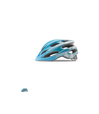 Giro Verona - Gloss, Ice Blue Flowers |54-61cm|