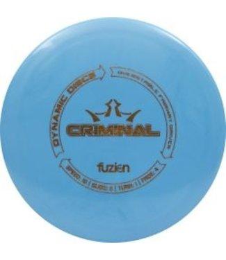 Dynamic Discs Criminal Biofuzion