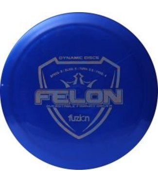 Dynamic Discs Felon Fuzion