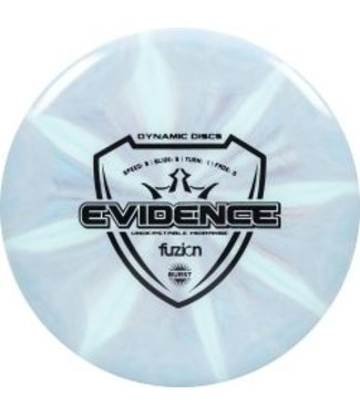 Dynamic Discs Evidence Fuzion Burst