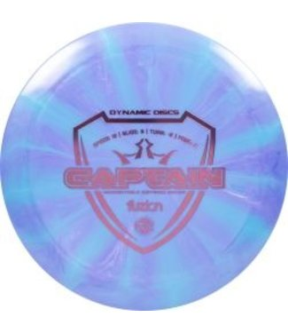 Dynamic Discs Captain Fuzion Burst
