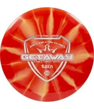 Dynamic Discs Getaway Fuzion Burst