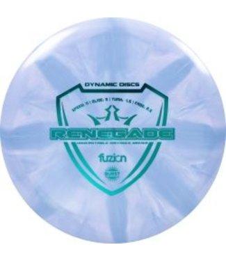 Dynamic Discs Renegade Fuzion Burst