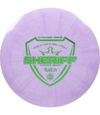 Dynamic Discs Sheriff Fuzion Burst