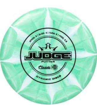 Dynamic Discs Judge Classic Burst