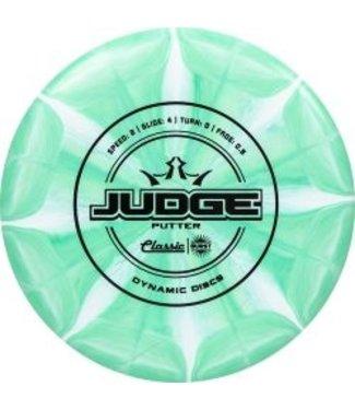Dynamic Discs Judge Classic Burst