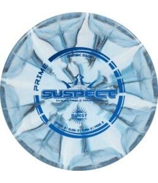 Dynamic Discs Suspect Prime Burst
