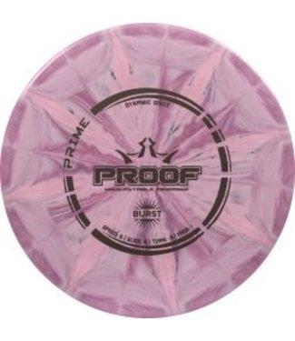 Dynamic Discs Proof Prime Burst