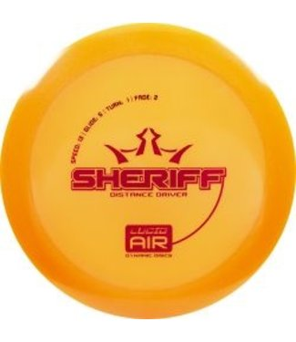 Dynamic Discs Sheriff Lucid Air 145-159