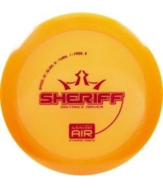 Dynamic Discs Sheriff Lucid Air