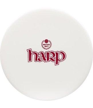 Westside Harp BT Hard Moonshine Burst Bar Stamp