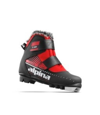 Alpina T KID BLACK/RED