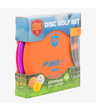 Disc Mania 3 Disc Beginner Set