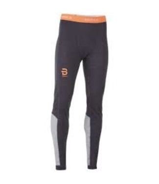 Bjorn Daehlie TRAINING WOOL PANTS NINE IRON