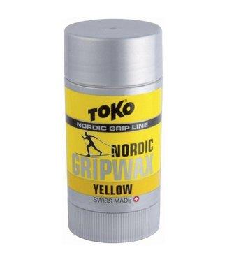 Toko NORDIC GRIP WAX YELLOW  |25g|