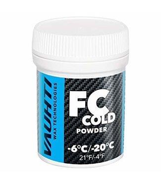 Vauhti FC POWDER COLD, -6ºC/-20ºC, 30g