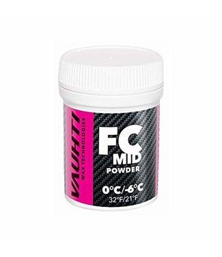Vauhti FC POWDER MID, 0ºC/-6ºC, 30g