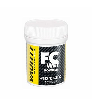 Vauhti FC POWDER WET, +10ºC/-3ºC, 30g