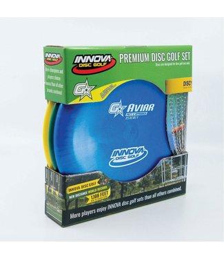 Innova 3 Pack G Star Disc Golf Set