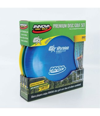 Innova 3 Pack G Star Disc Set