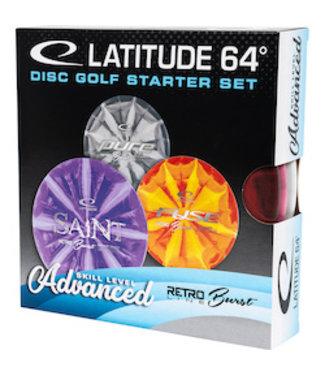 Latitude 64 Retro Burst Advanced Starter Set