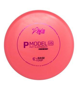 Prodigy Ace Line Putter - US, BaseGrip