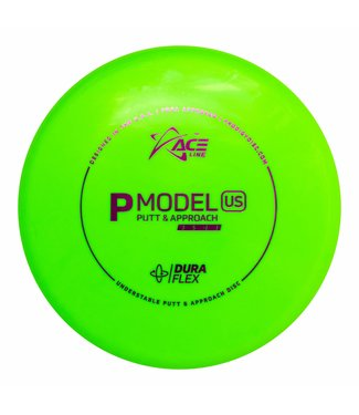 Prodigy Ace Line P-Model Putter - US (DuraFlex)