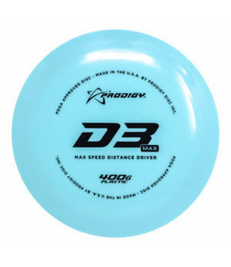 Prodigy D3  DISTANCE DRIVER (Max 400)